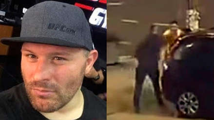 Ex luchador de la UFC rescató a una mujer que era golpeada  por un hombre en Bosnia