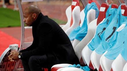 Thierry Henry a un paso de ser destituido del Mónaco