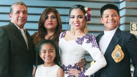 Concurso de Marinera 2019   Los Caballero Díaz, la apasionada familia que se une por el baile nacional