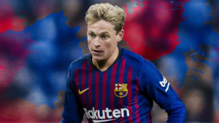 La promesa que el Barcelona le hizo a Frenkie de Jong para contratarlo