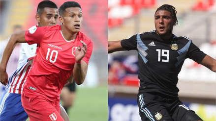 Perú vs. Argentina: horarios y canales del partido decisivo de la bicolor en el Sudamericano Sub 20
