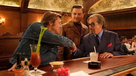 Leonardo Di Caprio y Brad Pitt entran en acción en nuevas imágenes de filme de Tarantino