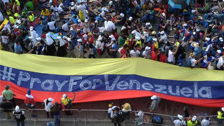 Unas 350 personas fueron detenidas en semana de protestas en Venezuela