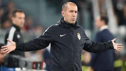 Mónaco oficializó el regreso de Leonardo Jardim a la dirección técnica del club