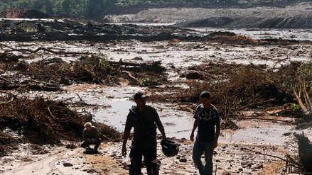 Al menos 7 muertos y 150 desaparecidos tras rotura de represa minera en Brasil