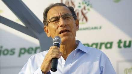 Martín Vizcarra sobre Alberto Fujimori:
