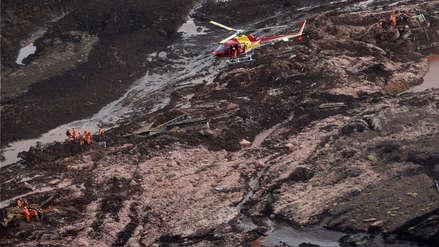 Así fue el colapso de la represa minera en Brasil