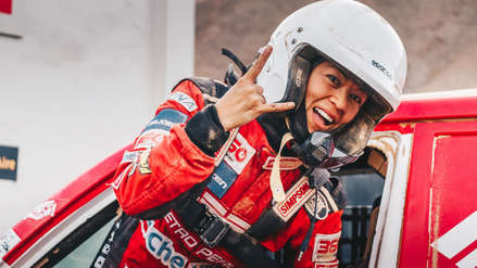 Dakar 2019: Fernanda Kanno protagonizará un documental en Fox Sports