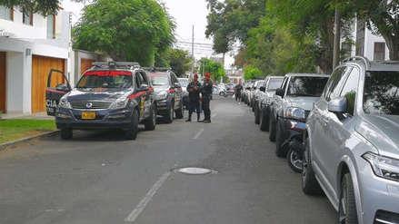 Video | Así fue el violento ingreso de la Policía para frustrar el asalto a una casa en exclusiva zona de Trujillo