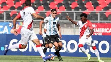 Cinco claves de la eliminación de la Selección Peruana Sub 20 del Sudamericano