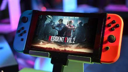 Capcom declara acerca de llevar Resident Evil 2 Remake a Nintendo Switch
