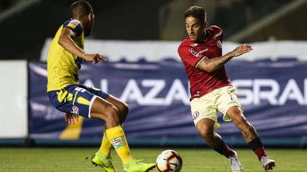 Universitario fue goleado por 3-0 ante U. de Concepción en su segundo amistoso Chile [FOTOS]