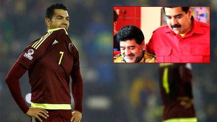 Miku Fedor a Diego Maradona: