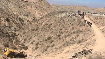 Sobreviviente contó como fue el accidente en Arequipa que dejó 14 muertos