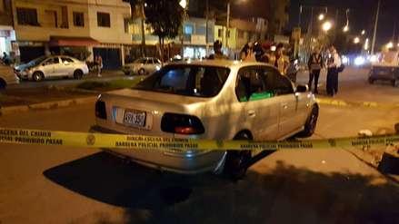Policía abatió a delincuente durante megaoperativo en el Callao