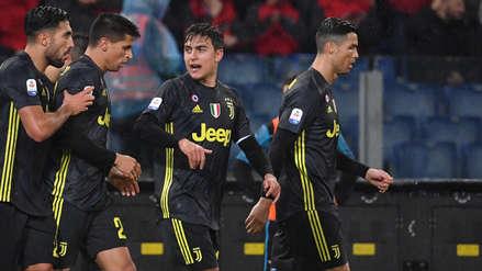 Con gol de Cristiano Ronaldo, Juventus venció a Lazio y prolongó su invicto en Serie A