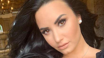 Demi Lovato celebra seis meses sin consumir alcohol ni drogas