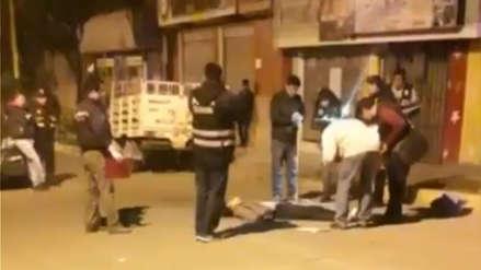 Ayacucho: Delincuentes asesinaron a policía que quiso defender a su pareja tras asalto