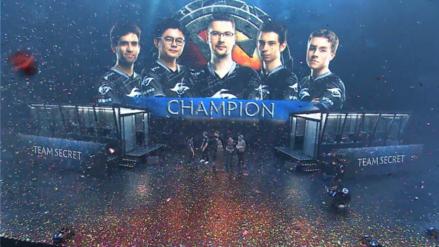 Dota 2 | Team Secret campeona en el Chongqing Major 2019 y lidera la tabla hacia el Mundial del videojuego