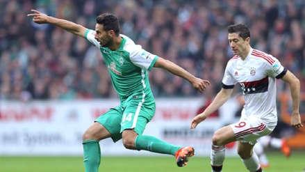 Robert Lewandowski anotó y está cerca de superar el récord de Claudio Pizarro