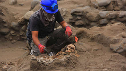 Sacrificio masivo de niños en Huanchaco fue ofrenda de la cultura Chimú para frenar fenómeno El Niño