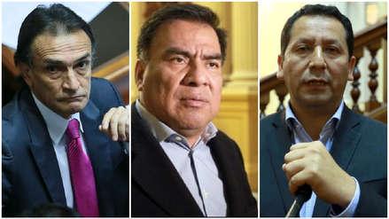Fiscal Juan Carrasco solicitará investigar a Becerril, Velásquez y Flores por caso 'Los Temerarios del Crimen'