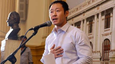 """Kenji Fujimori: """"Tengo una deuda de honor"""" con PPK por el indulto"""