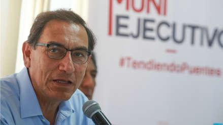 IEP | El 73% de peruanos cree que Martín Vizcarra debe ser investigado por caso Conirsa
