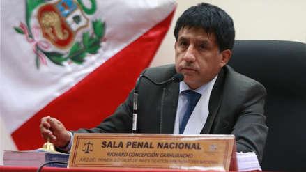 PJ revisará este lunes recusación contra sala que separó a Concepción Carhuancho