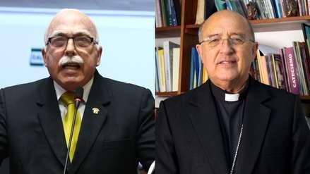 """Carlos Tubino le responde a cardenal Pedro Barreto: """"La misericordia no existe en su corazón"""""""