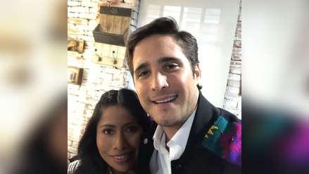 Yalitza Aparicio y Diego Boneta tienen una sorpresa... ¡Trabajarán juntos!