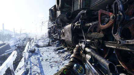 Metro Exodus se retira de Steam y llega en exclusiva a la tienda de Epic Games