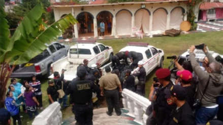 Minsa: Un menor de 16 años se encuentra grave tras derrumbe de pared en boda en Abancay