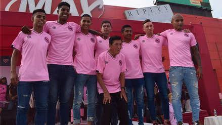 Los jugadores de Sport Boys que enfrentarán a Alianza Lima en la primera fecha de la Liga 1