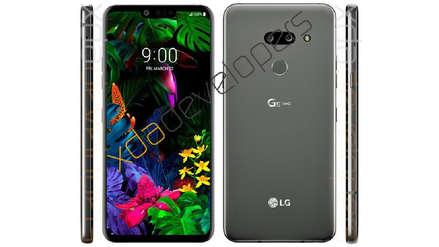 ¿Este es el diseño final? Nueva filtración del LG G8 ThinQ