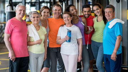 ¿Quieres hacer ejercicio? Este es el tipo de actividad física más beneficiosa según tu edad