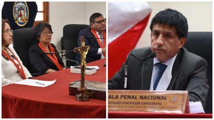 Sala dejó al voto recusación contra jueces que apartaron a Concepción Carhuancho del caso Keiko Fujimori