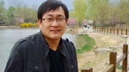 Tribunal chino condenó al abogado Wang Quanzhang a 4 años y medio de prisión por