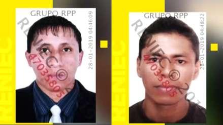 Jicamarca: Policía capturó a dos sujetos acusados de violar a menores de edad