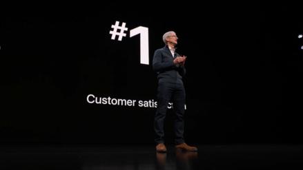 Apple vende más teléfonos de gama alta que Samsung y Huawei juntas