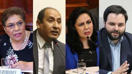 Reacciones en el Congreso tras recomposición en el Consejo Directivo