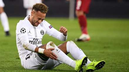 Neymar se ha perdido en PSG la misma cantidad de partidos por lesión que en sus 4 años en Barcelona