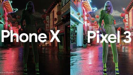¿La cámara del Pixel 3 destroza al iPhone XS en tomas nocturnas? La foto de la controversia