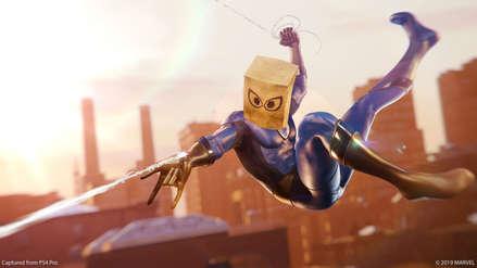 Marvel's Spider-Man recibe trajes de Los 4 Fantásticos