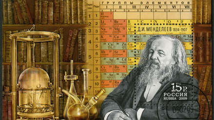 Así nació la tabla periódica de elementos hace 150 años