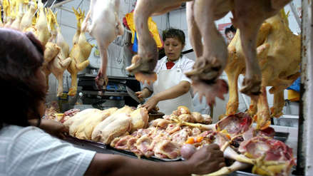 Precio del pollo, este viernes 22 de febrero, llega hasta los S/8 por kilo