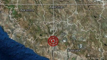 Arequipa | Sismo de magnitud 4.0 sacudió Caravelí esta noche