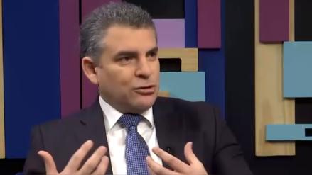 Vela: El acuerdo de colaboración con Odebrecht puede revocarse si no cumple sus compromisos