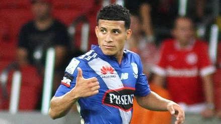 ¿Es Robert Burbano el extremo que quiere fichar Sporting Cristal?