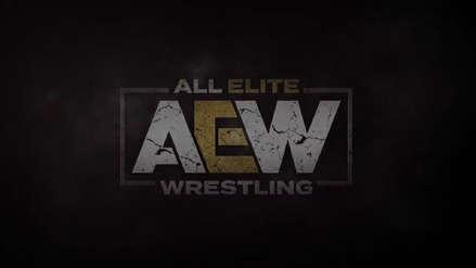 WWE prohibe el ingreso de los polos de All Elite Wrestling a sus eventos